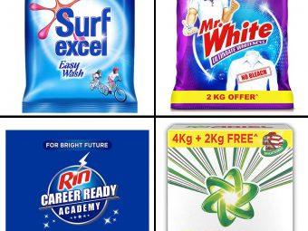 11 Best Detergent Powders In India In 2021
