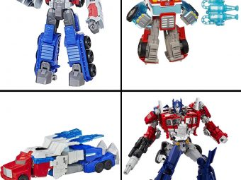 9 Best Optimus Prime Toys In 2021