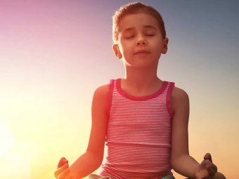 बच्चों के लिए मेडिटेशन का महत्व, फायदे व करने का तरीका  | Meditation For Kids In Hindi