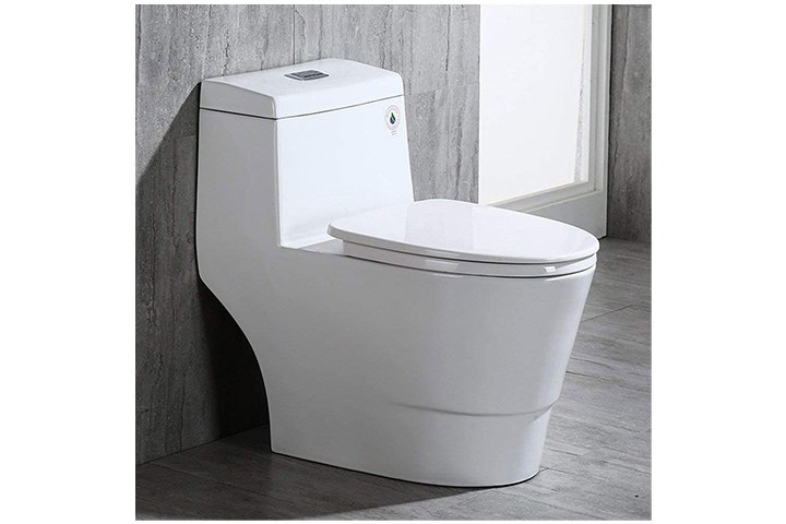 Woodbridge One-Piece Toilet