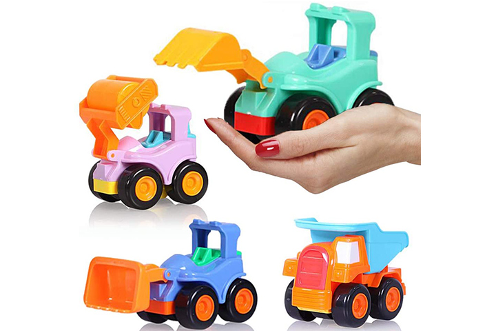 Beestech Toy Truck For Kids