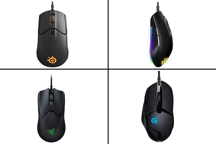 11 Best Claw Grip Gaming Mouse In 2021