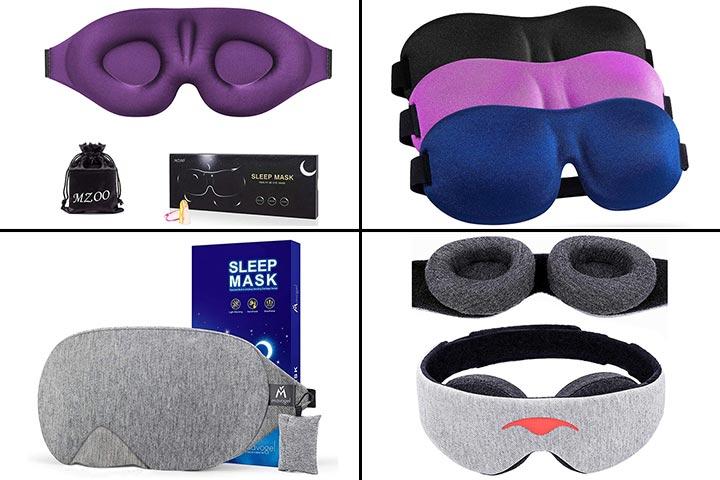 11 Best Sleeping Eye Masks Of 2021