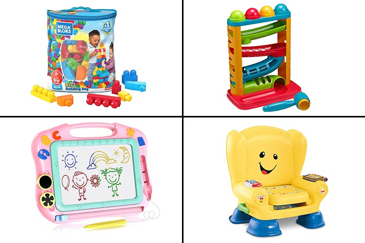 11 Best Toys For 16-Month-Olds in 2021
