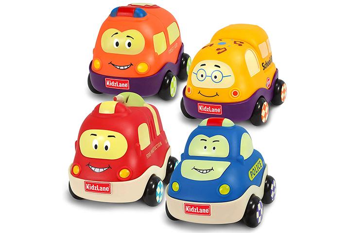 KidzLane Pull Back Toy Car