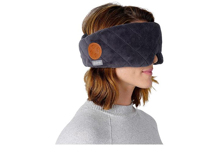 Pure Enrichment Wave Sound Therapy Eye Mask