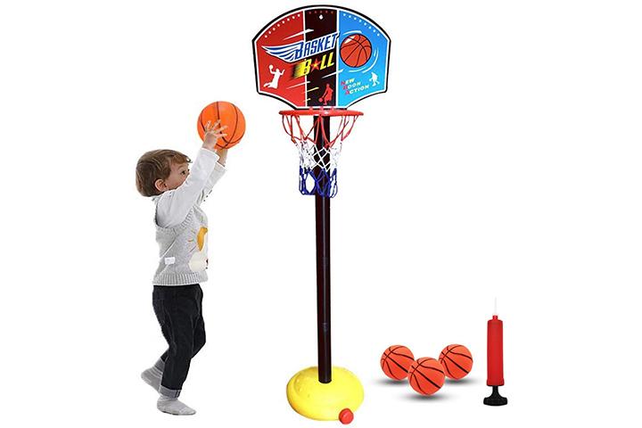 Yohe Basketball Set