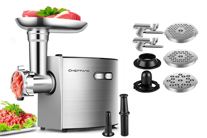 Cheffano Electric Meat Grinder