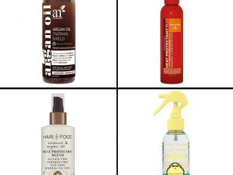 13 Best Heat Protectants For Natural Hair In 2021