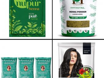 13 Best Henna Powders For Hair In India - 2021