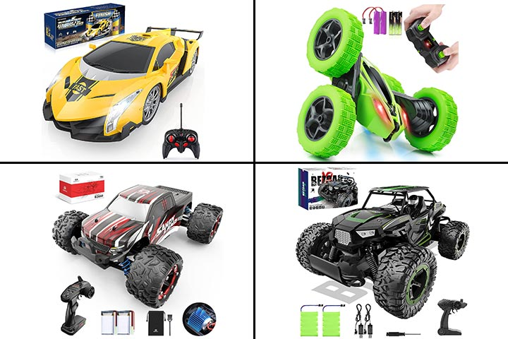 13 Best RC Cars For Kids In 2021