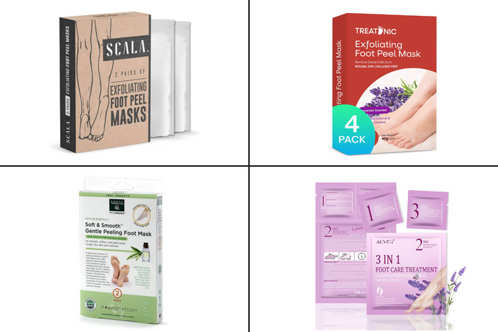 15 Best Foot Peel Masks For Soft And Smooth Feet In 2021-1