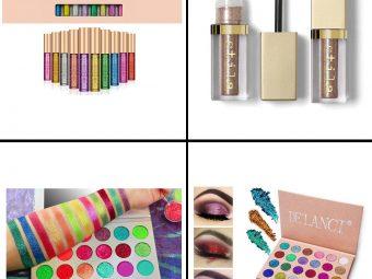 15 Best Glitter Eyeshadows Of 2021 For Beautiful Sparkling Eyes!