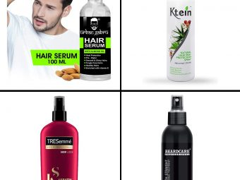 15 Best Heat Protectants For Hair In India - 2021