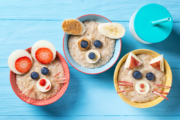 15+ Healthy And Delectable Oatmeal Recipes For Children