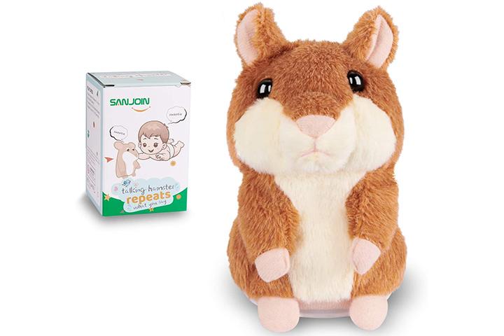 Sanjoin Talking Hamster