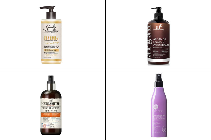 17 Best Leave-in Conditioners For Curly Hair In 2021-1
