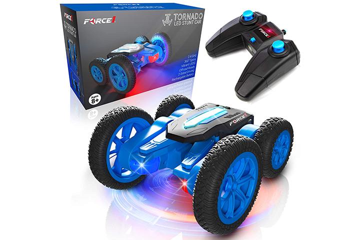 Force 1 Tornado LED Remote Car