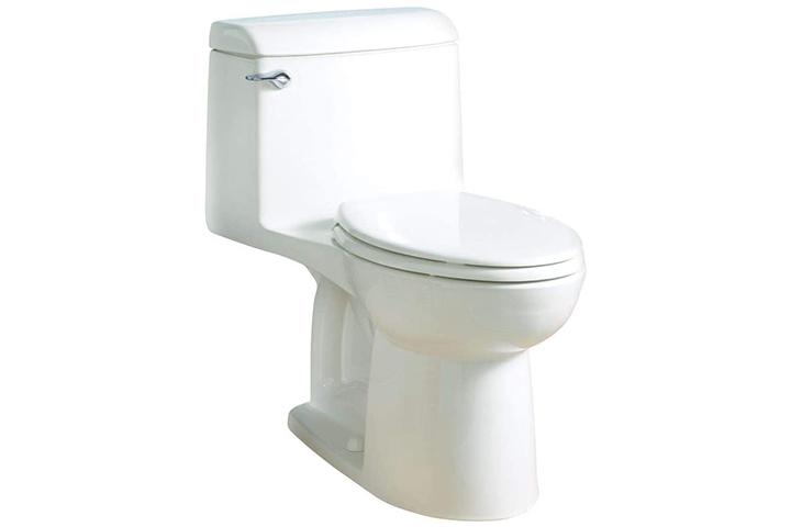 American Standard Non-Clogging Toilet
