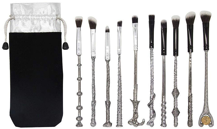Aralor Wizard Makeup Brushes