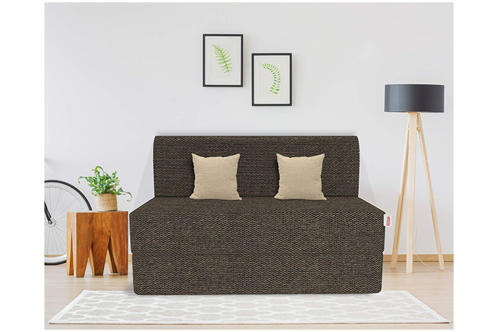 Coirfit Two Seater Folding Sofa Cum Bed