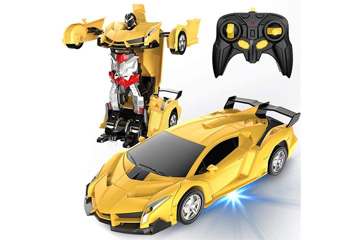 Desuccus RC Robot Car