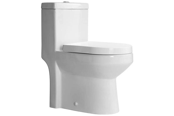 Horow Store's Toilet