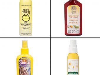 5 Best Hair Lightening Sprays in 2021