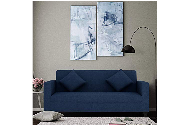 CasaStyle Diana Fabric 3-Seater Sofa Set