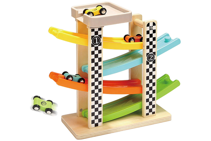 Top Bright Race Track For Toddlers
