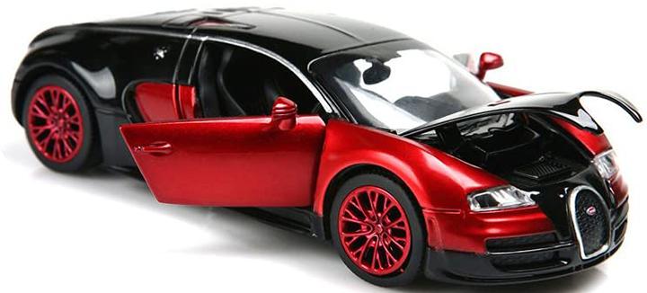 Zhfuys Bugatti Veyron Toy Car