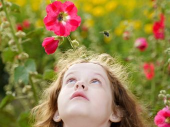 Bee Stings On Kids: Home Remedies And Treatment