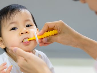 How To Get A Toddler To Brush Their Teeth?