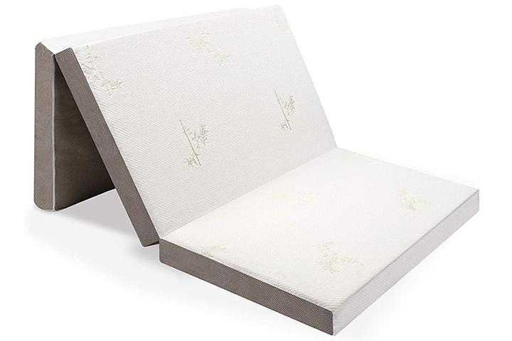 Milliard Tri Folding Mattress