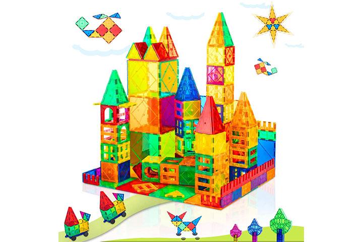 Soyee Magnetic Building Tiles