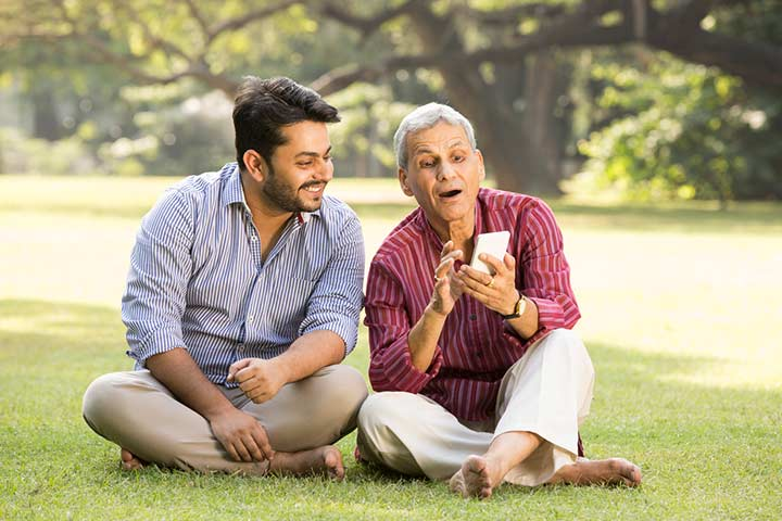Tips for a healthy relationship between father and adult sons-1