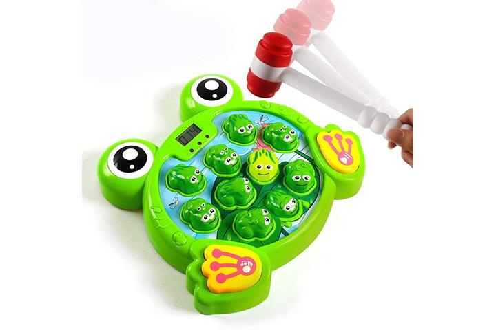 Yeebay Interactive Whack-A-Frog Game