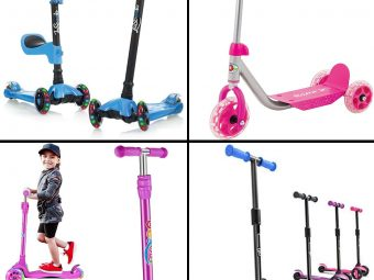 10 Best 3 Wheel Scooters For Kids in 2021