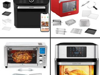 11 Best Air Fryer Toaster Ovens To Buy In 2021
