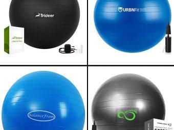 11 Best Exercise Balls In 2021