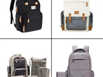13 Best Backpack Diaper Bags For Twins In 2021