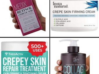 15 Best Body Lotions For Crepey Skin In 2021