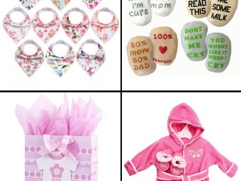 17 Best Baby Shower Gifts For Girls In 2021