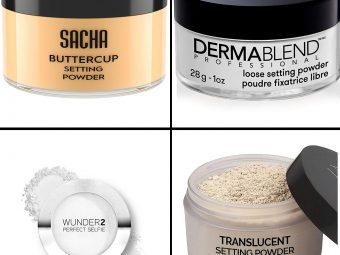 17 Best Makeup Setting Powders In 2021