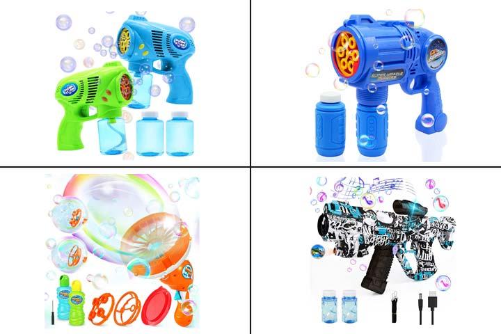 25 Best Bubble Guns In 2021-1