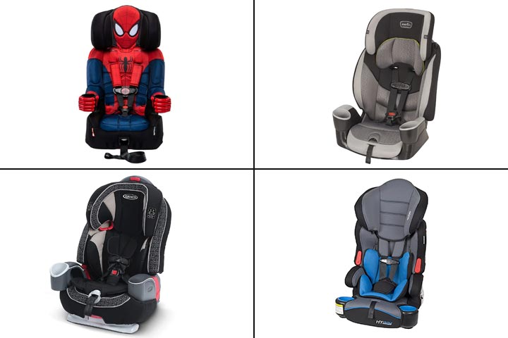 7 Best 5 Point Harness Booster Seats In 2021-1