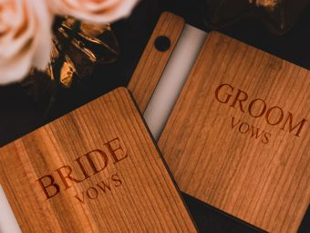 80 Simple Yet Romantic Wedding Vows For Him And Her