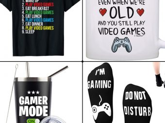 15 Best Gifts For Gamers In 2021