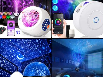 11 Best Star Projectors In 2021 For Adults And Kids
