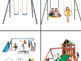 11 Best Swing Sets For Older Kids in 2021